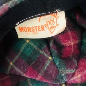 Monster Accessories - Classic Tam O' Shanter Scottish Hat
